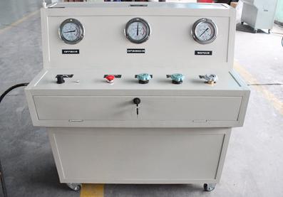 CNG燃料气密性检测装置