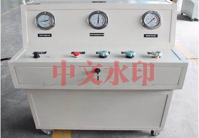 CNG燃料系统的气密性检测装置